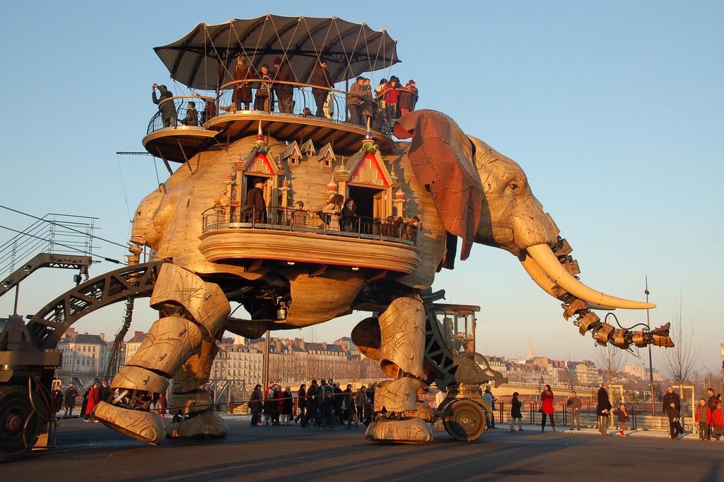 Nantes Elephant