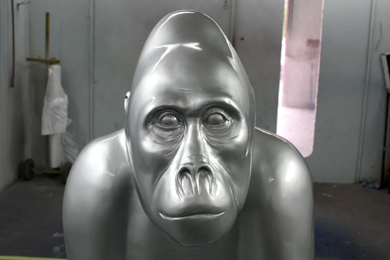 Francis the great gorilla