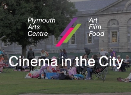 cinema in the city plymouth arts centre video